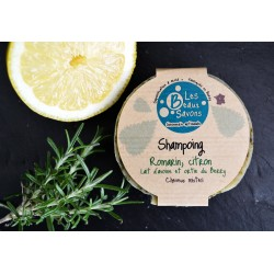 Shampoing-Barbe - Romarin, citron