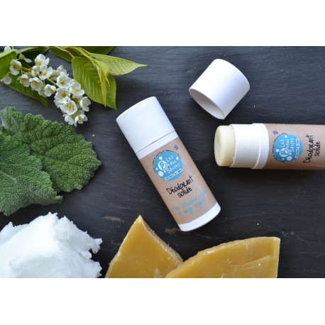 Déodorant stick - Litsée citronnée, cyprès et sauge sclarée