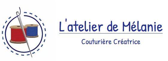 Logo L'atelier de Mélanie